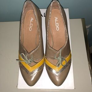 Vintage Aldo shoes